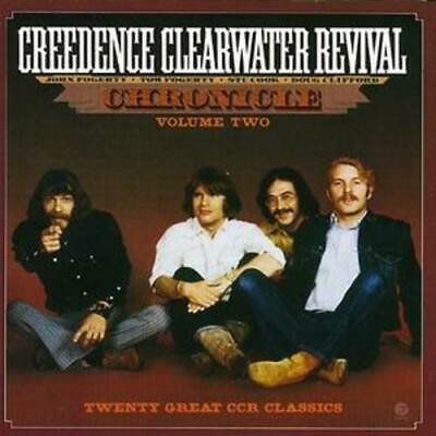 Creedence Clearwater Revival : Chronicle Volume Two CD (2006)