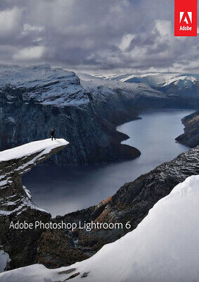 Adobe Lightroom 6 ESD Download PC & MAC