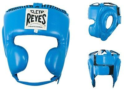 Cleto Reyes Cheek Protection Headgear (Blue)