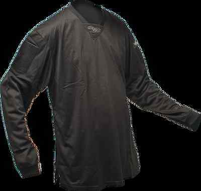 New Valken Paintball VTac V-Tac Echo Playing Jersey - Black - 5XL