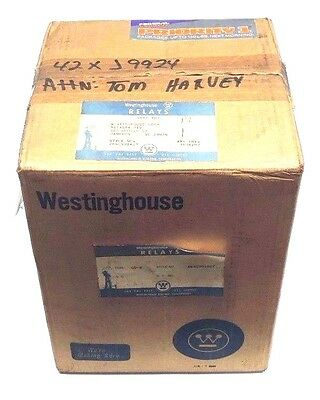 Nib Westinghouse C0-9H1111N Overcurrent Relay Style 26C901A07 Type C0-9