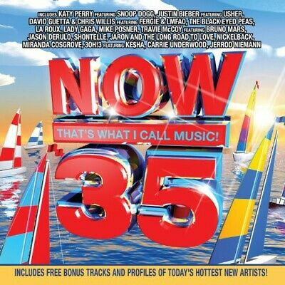 Shontelle : Now 35: Thats What I Call Music CD