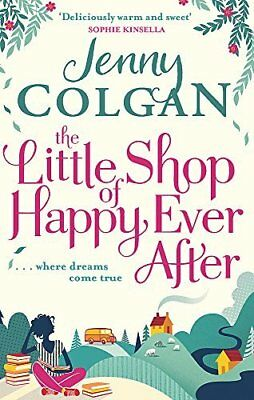 The Little Shop of Happy-Ever-After by Jenny Colgan New Paperback Book