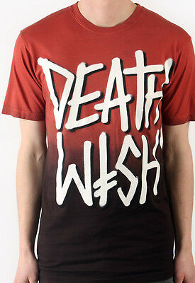 Deathwish Skateboards - Death Spray Faded T Shirt - Small - Tie Dye Skate Sale