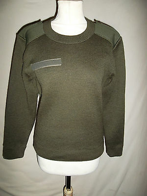 Pull militaire français 1991 vintage    French military vintage pullover 1991