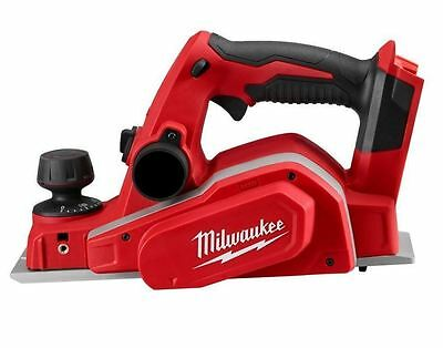 New Home Tool Durable Quality M18 3-1/4 in. Li-Ion Cordless Planer Tool Only