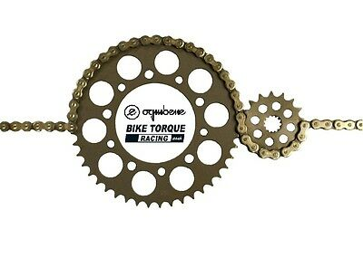 Suzuki GSXR600 K4-K5 (520 Race) 04-05 Ognibene Chain And Sprocket Kit