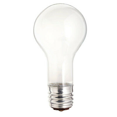 Sylvania 100/200/300w 120v PS25 Three way frosted incandescent light bulb