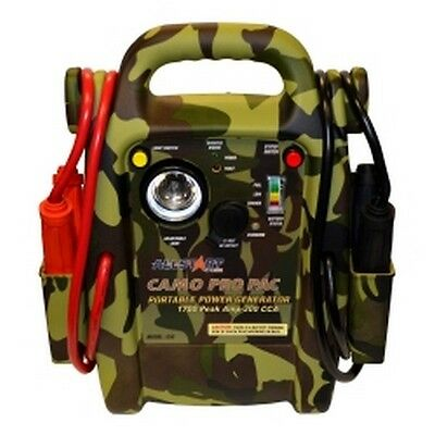 Camo Pro Pac Booster Pack with Inverter CAL555 Brand New!