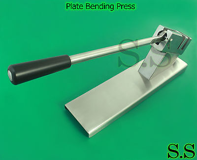 Large Bone Press Plate Bending Orthopedic Instrument SR-504