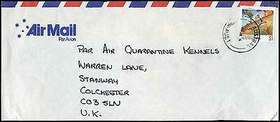 Australia 1980's Commercial Airmail Cover to UK #C33082