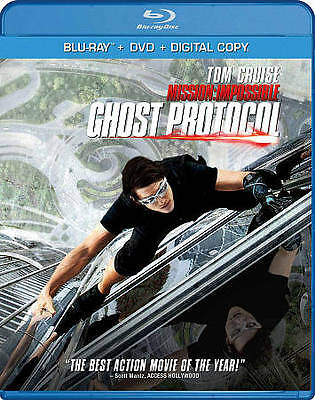 Mission: Impossible - Ghost Protocol Exc Blu-ray