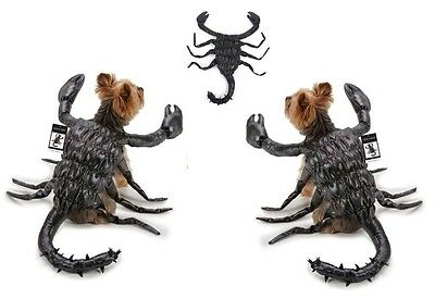 Scorpion Halloween Dog Costume for Dogs - Each - L - Realistic Details