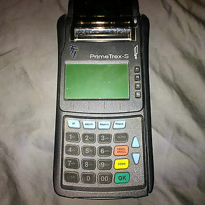 PrimeTrex-S Credit Card Machine POS