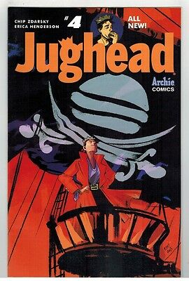 Jughead Vol 3 #4 Collection Of 3 Different Covers - Erica Henderson Art - 2016