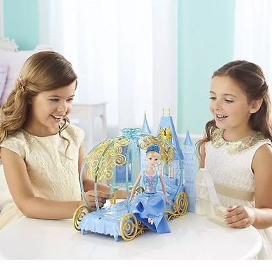 Disney Cinderella Dream Bedroom Princess Toy Brand New Doll Not Included