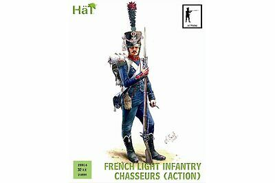 HaT 28016 28mm Napoleonic French Chasseurs Action poses Hät