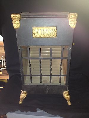 "Early 18 3/4"" Ornate Vulcan Gas Heater 811"