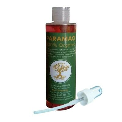 Paramao Root Oil 200ml (with genuine portion of the root) Imported from Bali