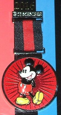 Disney Pin 2016 D23 Member Commemorative Collection Mickey Mouse Medal