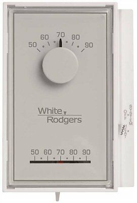 White Rodgers 1E50N-301 Single Stage Mechanical Thermostat
