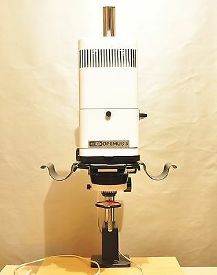 meopta anxomat 5 with 50mm lens, timer and focuscope