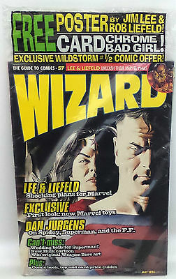 Wizard : Wizard Magazine Issued May 1996