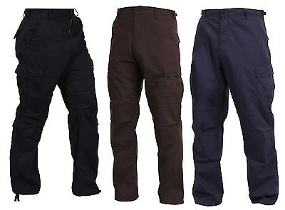 Tactical SWAT Cloth BDU Cargo Pants - Rothco Military & Security Uniform Pant
