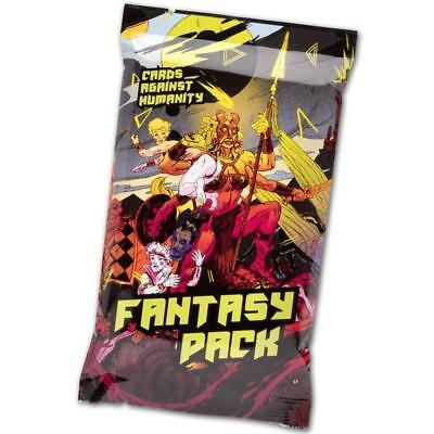 Cards Against Humanity Fantasy Pack New Released Post With Tracking Have To Buy