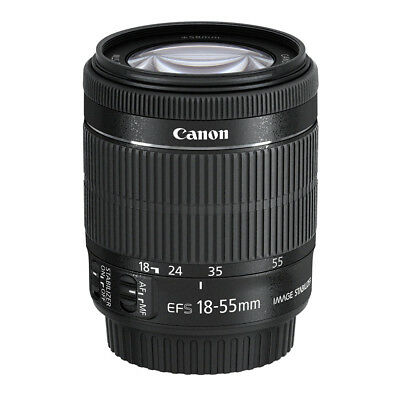 Canon EF-S 18-55mm f3.5-5.6 IS STM Objektiv | WHITE BOX - BULK