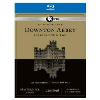 Downton Abbey Seasons 1 & 2 Limited Edit Blu-ray