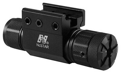 NcStar APRLSMG Compact Green Laser w/Weaver style Mount & Pressure Switch