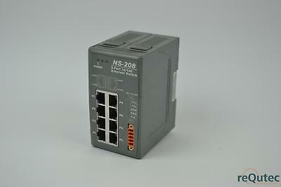 Ethernet Switch NS-208