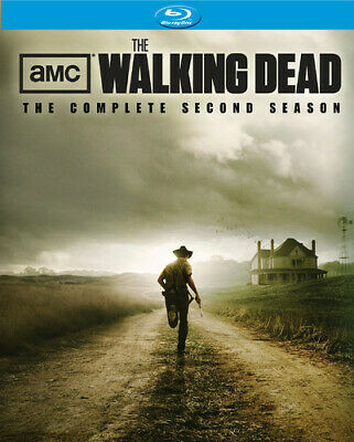 The Walking Dead: The Complete Second Se Blu-ray