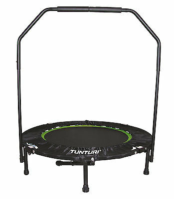 Trampoline fitness exercices gym Ø 100 cm pliable