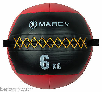 Balle de crossfit wall ball medecine ball musculation exercice fitness gym 6kg