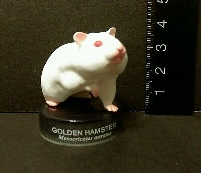 Kaiyodo Hamster's Lunch Part 1.5 Golden Hamster Figure C Cute!!