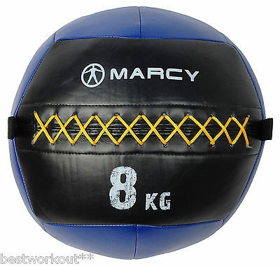 Balle de crossfit wall ball medecine ball musculation exercice fitness gym 8kg