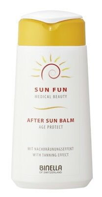 BINELLA SUN FUN  AFTER SUN BALM AGE PROTECT 200ml