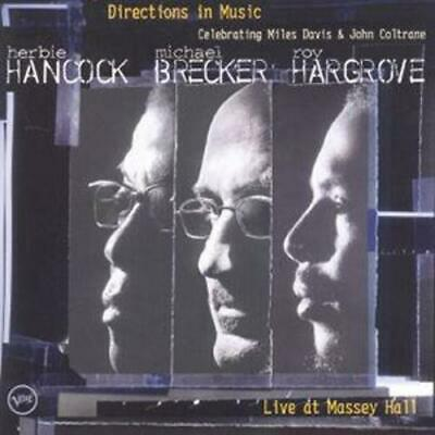 Hargrove : Directions In Music: Celebrating Miles Davis & John Coltrane CD