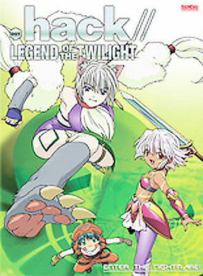 .hack//Legend of the Twilight - Enter th DVD