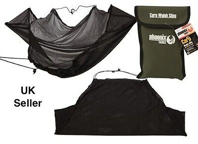 Carp Weigh Sling And Storage Pouch Fishing