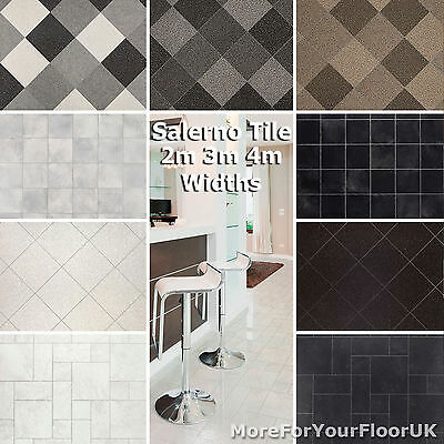 Quality Cheap Vinyl Flooring Shiny Effect Stone Tile Glossy Finish 2m 3m 4m