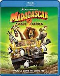 Madagascar: Escape 2 Africa [Blu-ray] Blu-ray