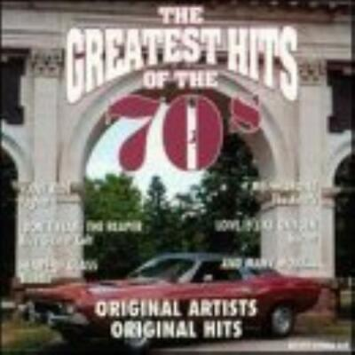 Various Artists : The Greatest Hits of the 70s, Volume 3 CD