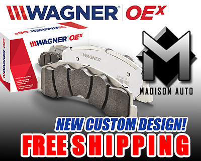 Disc Brake Pad Set-OEX Disc Brake Pad Rear Wagner OEX1194