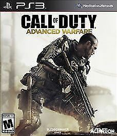 PlayStation 3 : Call of Duty: Advanced Warfare - PlaySta VideoGames