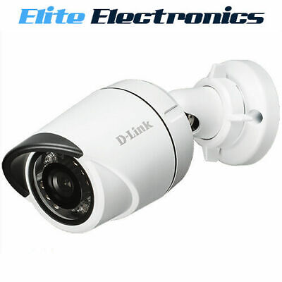 D-Link Dcs-4701E Vigilance Hd Outdoor Day Night Ip Poe Network Bullet Camera