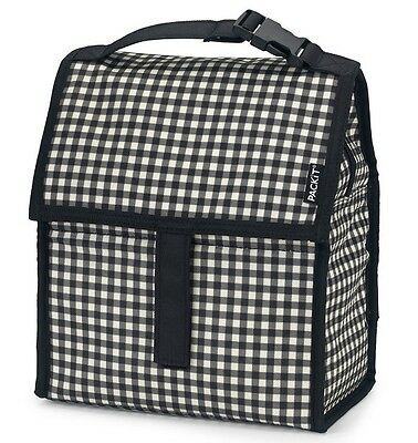 PackIt Freezable Gingham LunchTotes
