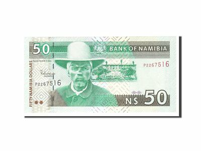 Namibia 100 Dollars ND 1999 Pick 9.b UNC Uncirculated Banknote
